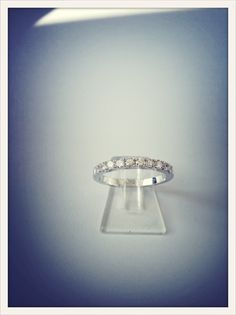 Diamond wedding ring www.poupetteinantwerp.com