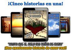 """""""HASTA QUE EL CIELO NOS REÚNA DE NUEVO"""" ¡Una apasionante historia de amor real! www.donpepe.com.es"""