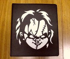 Chucky Face 6 White Car Truck Vinyl Decal Art Wall Sticker USA Classic Scary Movies Childs Play Badass Halloween Horror -- Visit the image link more details. Halloween Pumpkin Carving Stencils, Pumpkin Carving Patterns, Halloween Pumpkins, Scary Pumpkin Carving, Pumpkin Carvings, Chucky Face, Classic Scary Movies, Scary Funny, Halloween Horror