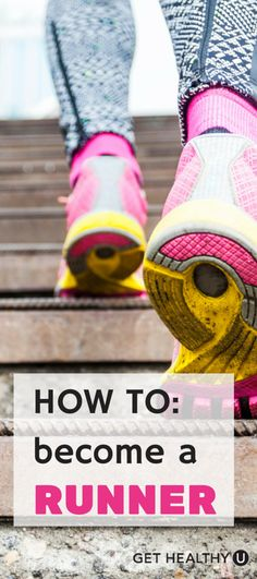 Running isn't usually love at first sight. If you want to become a runner, this is important to keep in mind. Running is more of a slow love that has to grow on you, but once you catch the running bug, it's hard to shake. Here's our Beginner's Guide to Becoming a Runner!