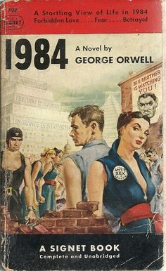 Author: George Orwell Publisher: Signet 798 Year: 1951 Print: 4 Cover Price: $ Condition: Good Genre: Fiction
