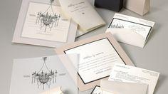 Victoria & Cameron Wedding Invitation