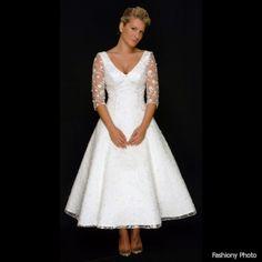 962b771eee68 Wedding Dresses For Older Brides Second Weddings - Wedding and Bridal  Inspiration