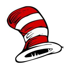 cat in the hat clipart dr suess pinterest hats dr seuss hat rh pinterest com cat in the hat clipart art cat in the hat clipart read