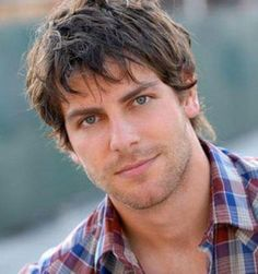 Why do you love David Giuntoli? What is your favorite character that he's play? - question and answer in the David Giuntoli club David Giuntoli, Nick Burkhardt, Hot Guys, Attractive Men, Good Looking Men, Gorgeous Men, Beautiful Beautiful, Dead Gorgeous, Pretty People