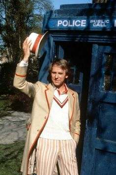 doctor who peter davison | Doctor Who best dressed: Peter Capaldi's new outfit is revealed but ...
