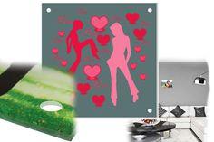 Art Plexiglas 40 x 40 cm MWL Design AP012         von MWL Design NL Wohndesign und Accessoires  auf DaWanda.com