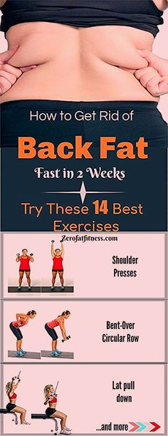 Back Fat Exercises at home - It is a way of life you acquire by living a healthy lifestyle. Do these exercise you would not be need equipments for back fat. Losing Weight Tips, Weight Loss Tips, How To Lose Weight Fast, Weight Gain, Lose Fat, Loose Weight, Body Weight, Reduce Weight, Remove Belly Fat