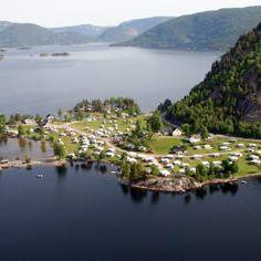 Campingplätze in Südnorwegen