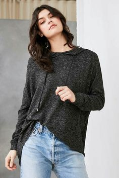 c4fcfd4a60159 Project Social T City Fuzzy Pullover Sweatshirt  urbanoutfitters Fuzzy  Pullover
