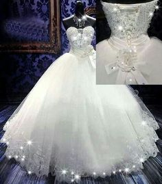 Unique Glittering Wedding Dress This Is Absolutely Perfect Glitter Dresses Pinterest And