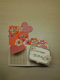 3d flowers box