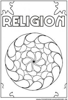 ausmalbilder religion grundschule
