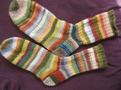 Ravelry: amygwen99's Tapestry yarn socks