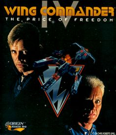 Wing Commander IV - The Price of Freedom Computer Game - (1996) -  #classicpcgaming #retrogaming #oldschool