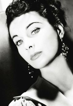 As a kid I used to dream I was Vivian Leigh..