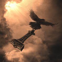 'As Long As The Raven Flies' by raven tales