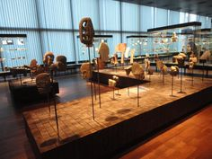 Ethnology Museum, Dahlem, the South American collection