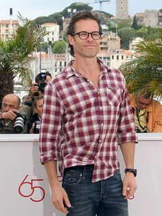 Guy Pearce, Lawless. (Cannes 2012)