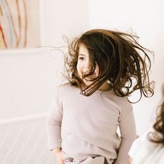 This cutie and that sweet bedhead! Pajama Day, Cozy Pajamas, Sleepy Head, Bedhead, Comfortable Outfits, Kids Outfits, Kids Fashion, Long Hair Styles, Sweet