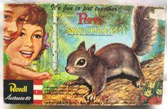Revell 1/1 Walt Disney's Perri Squirrel (From the Movie), H1900-198 plastic model kit