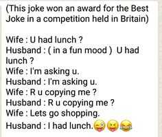 7 Best Jokes Husband Wife Images Husband Wife Jokes Quotes