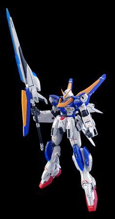 V2ガンダム スラスト -Thrust- Custom Gundam, Gundam Model, Sci Fi, Science Fiction