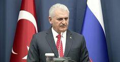 Başbakan Yıldırım, bölgesel sorunlar terör örgütlerini ...