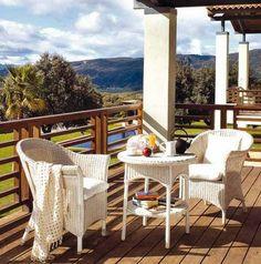 Decoracion de balcones y terrazas
