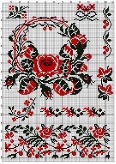 Gallery.ru / Фото #127 - вишиванки та різні взори - 417lilu