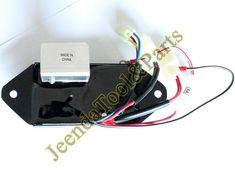 Automatic Voltage Regulator AVR For Generator Genset Parts J106 220V
