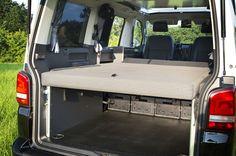 Light   Der SpaceCamper VW T6 Camping-Ausbau - Reisemobil, Wohnmobil, Campingbus und Alltagsfahrzeug in Darmstadt