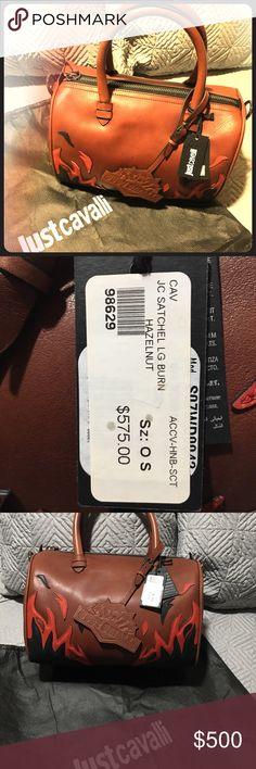💕💕💕 Hand Bag💕💕💕 💕💕 Just Cavalli Brand New!!! 🚫 No Trades🚫 just cavalli Bags Satchels