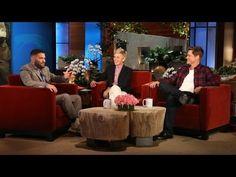 Guillermo Diaz's first time on The Ellen Show. #Scandal @guillermodiazyo pic.twitter.com/3F94ZbYqnU — Ellen DeGeneres (@We Love Ellen!)     April 10, 2014