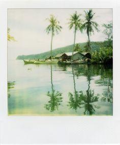 Pulau Weh - Polaroid de Lilou