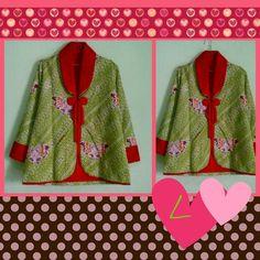 Cardigan batik BBM 7E798826