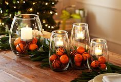 Clearly Creative #PartyLite #candles : Shop online at www.PartyLite.biz/NikkiHendrix