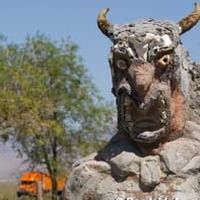 Visit reports, news, maps, directions and info on Thunder Mountain Park in Imlay, Nevada. Mountain Park, Thunder, Nevada, Habitats, Road Trip, Lion Sculpture, Places, Vacation, Sweet