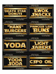 Image result for star wars invitations free printable