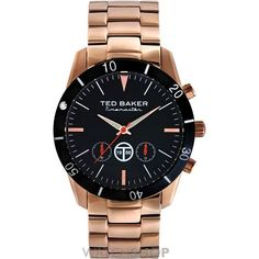 #RoseWatches Mens Ted Baker Chronograph Watch ITE3038