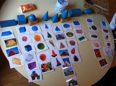 My Montessori Preschool: maths