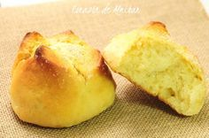 BOLLITOS DE PAN DULCE CON THERMOMIX