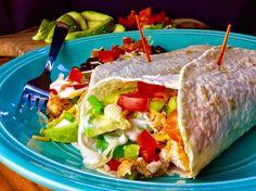 Food Fitness by Paige: Cinco De Healtho Chicken Fajitas