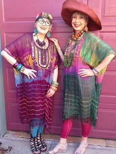 Image result for beautiful older women with eclectic style