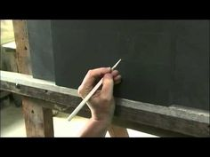 Letters into Stone (part A documentary about the world-renowned stone-cutter Lida Cardozo-Kindersley – widow of David Kindersley, stone carver taught by Eric Gill – discussing her work and. Stone Carving, Wood Carving, Documentaries, Sculptures, Typography, Letters, Make It Yourself, Youtube, David