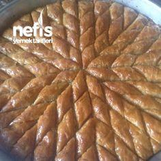 Cevizli Ev Baklavası - Zehra Korkmaz - Nefis Yemek Tarifleri Waffles, Pie, Breakfast, Allah, Desserts, Food, Baking, Torte, Morning Coffee