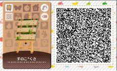 Animal Crossing: New Leaf & HHD QR Code Paths TILE Set #4 Of 4<---