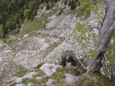 Bergheimat: ' Unt eine, om ause ' Achenkopf