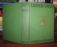 Dickens, Charles   OLIVER TWIST   Vintage Copy