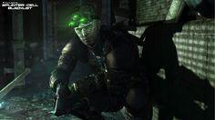 Splinter Cell Blacklist Wallpaper Sam Fisher Select Game